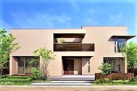 ヘーベルハウス キュービック 鉄骨造 4000万円台