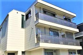 ヘーベルハウス フレックス 3階建て賃貸併用二世帯住宅 1.2億 103坪 3LDK
