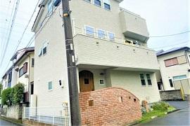 里村工務店 3階建て狭小住宅 2400万 35坪 4LDK