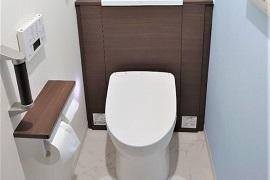 コープハウジング トイレ 100万