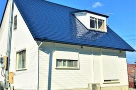 北野 屋根外壁塗装 100万