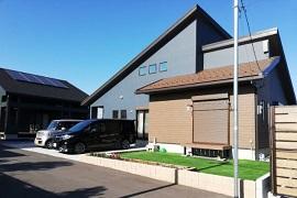 タマホーム 木麗な家平屋 1600万 29坪 2LDK