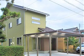 タマホーム 木麗な家 2200万 38坪 5LDK