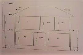トヨタホーム スマートステージ二世帯住宅 鉄骨造 3000万 46坪 6LDK